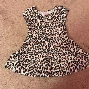 Children's place short sleeve dress size 2T